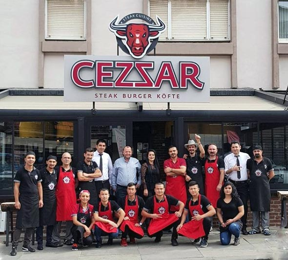 Cezzar Steakhouse Balgat Şube
